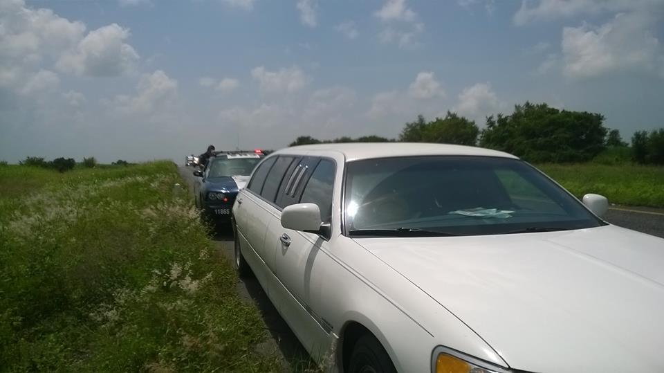 Stopped for speeding