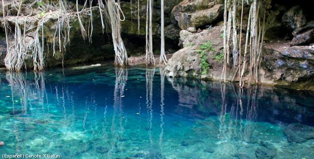 X'Batún Cenote