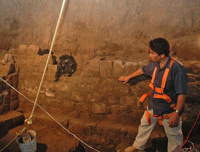 Mexican Archaeologist Sergio Gómez. (TYT File photo)
