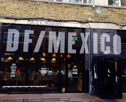 DF Mexico Restaurant. London, England (Photo: Google)