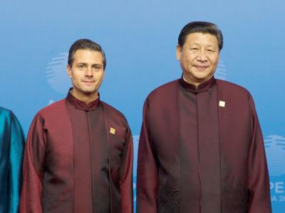 Peña Nieto attends APEC Meeting (Photo: The News)