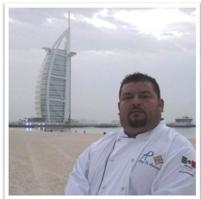 Chef Armin in Dubai
