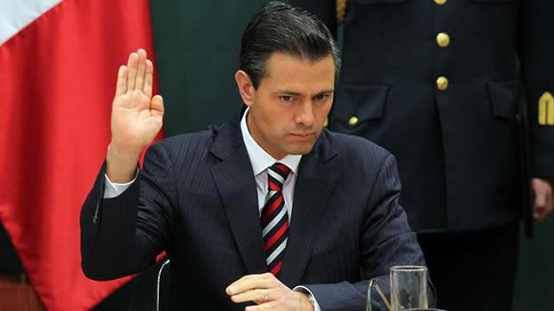 Peña Nieto calls for National Unity against Corruption (Photo: Notimex)