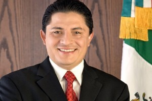 Erick Silva Santos, Former Mayor of Matamoros (Photo El Universal)