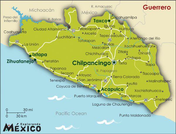 Guerrero (Image: www.explorandomexico.com)