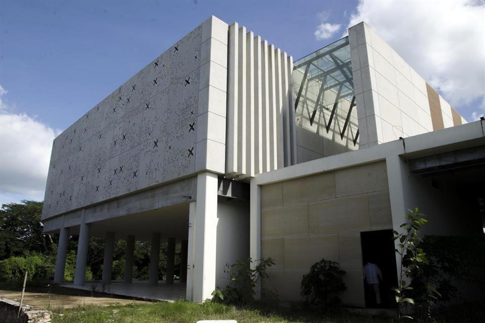 Main Entrance (Photo: El Norte)
