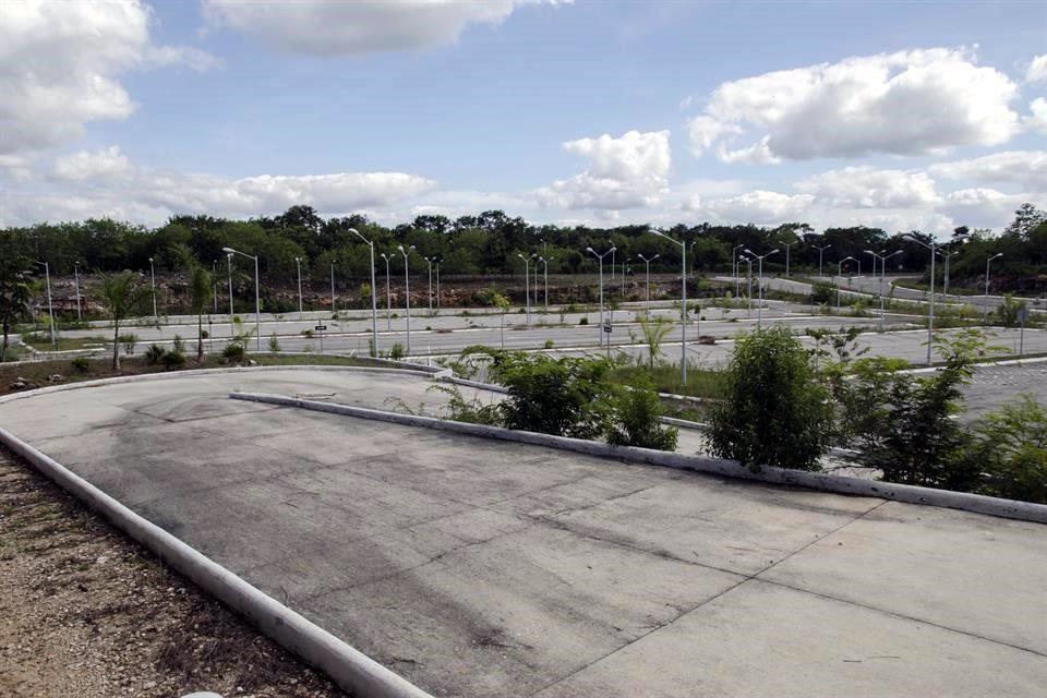 Parking Lot (Photo: El Norte)