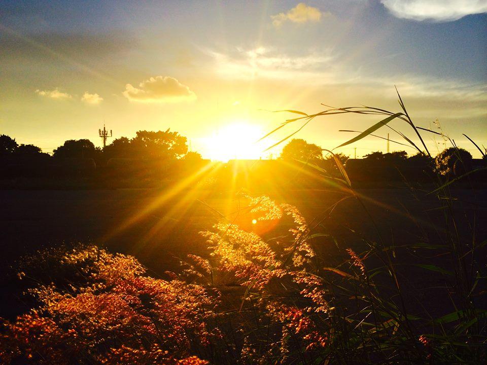 """Beautiful Sunset at """"La Plancha"""" (Photo: facebook.com/granparquelaplancha)"""