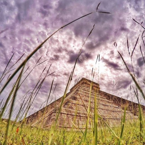 Temple of Kukulcan is among Mexico's top attractions. (PHOTO: facebook.com/Yucatan.Turismophotos)