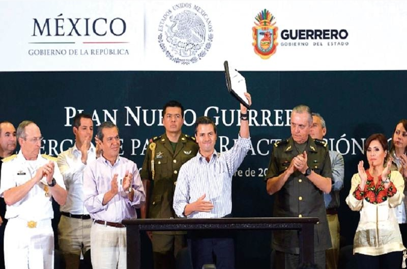 Keeping Acapulco highway open among actions to revitalize Guerrero