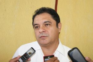 Hector Fernández Zapata FUTV union leader.