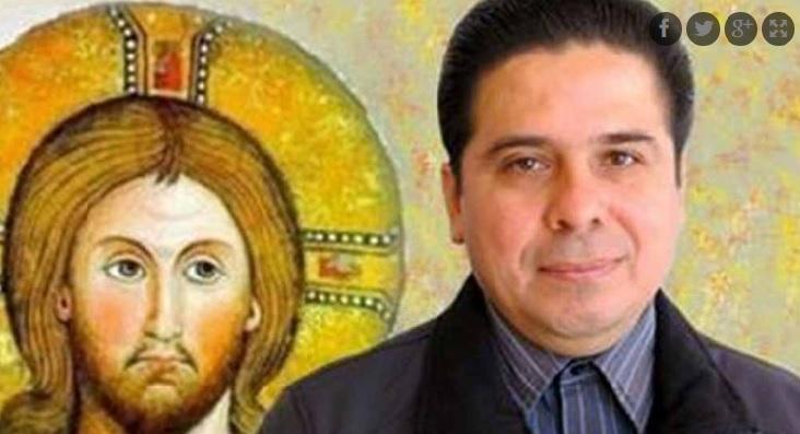 Rev Gregorio Gorostieta (Photo: Excelsior)