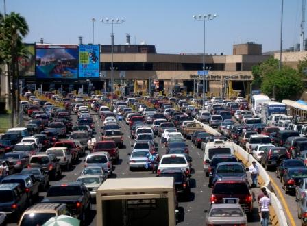 Tijuana - San Ysidro Border Crossing (Photo: Google)