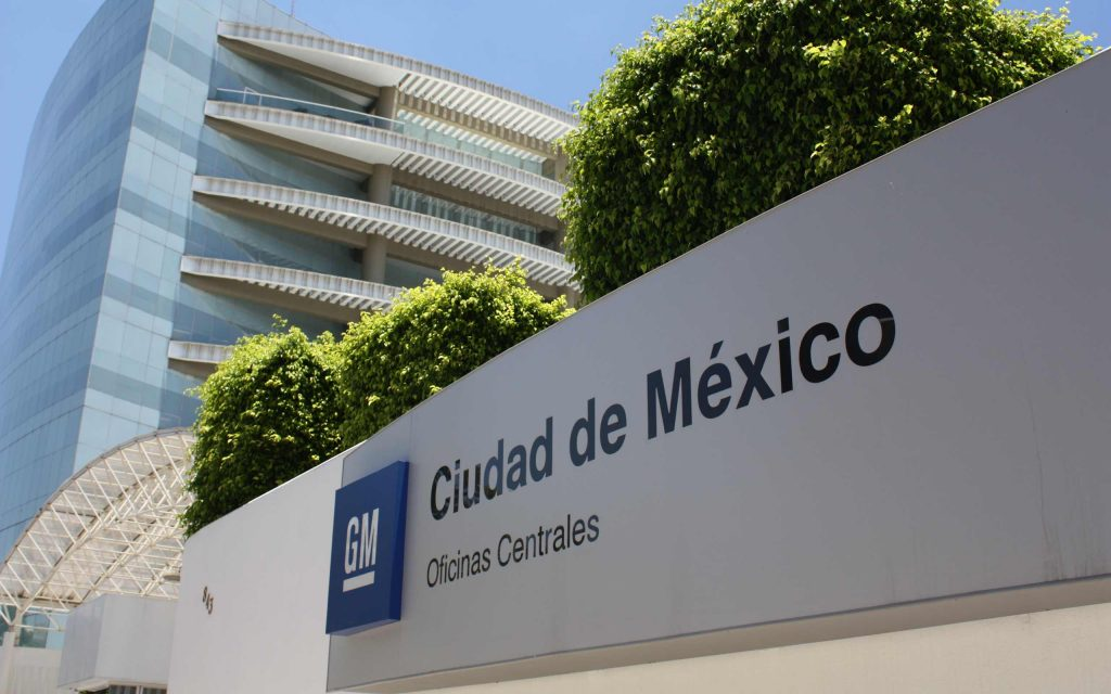 GM Mexico City Headquarters (Photo: Google)