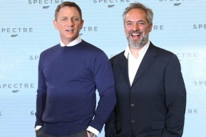The film will be starred by Daniel Craig (left) and directed by Sam Mendes (right). (Photo: AP )