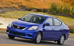 Nissan Versa 750 units stolen