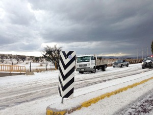 Snowfalls in Northern Mexico (Notimex)