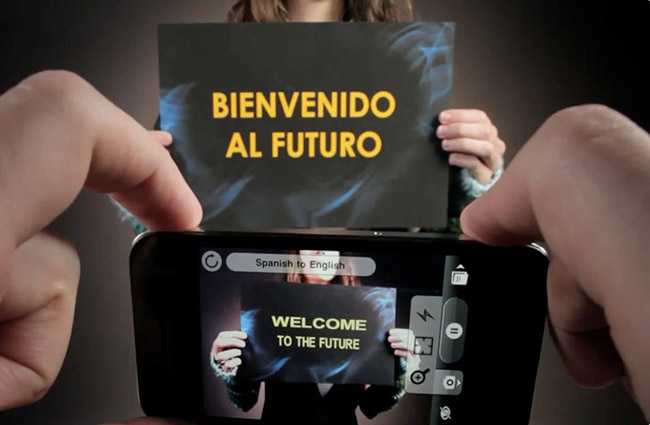 Welcome to the Future (Photo: Google)