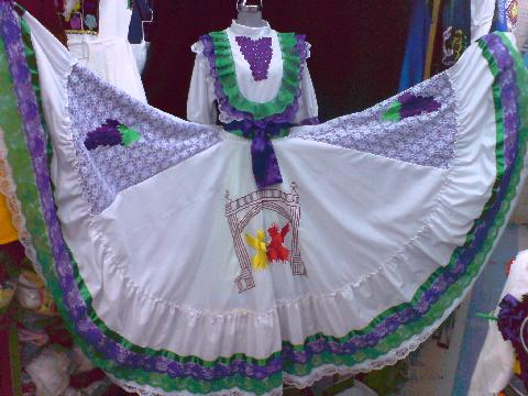 Aguascalientes Typical Dress