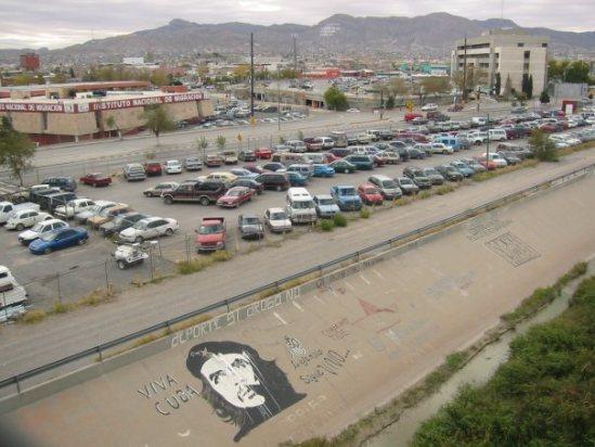 El Paso - Ciudad Juarez Border (Photo: NoHayBronca)