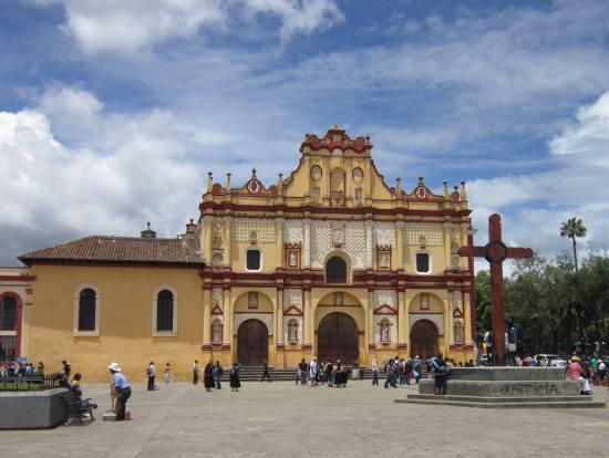 San Cristobal de las Casas Chiapas (Photo: NoHayBronca)