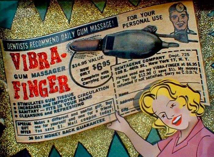 Vibra Finger
