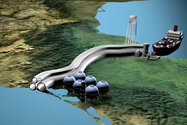 Pemex Pipeline (Image: PEMEX)