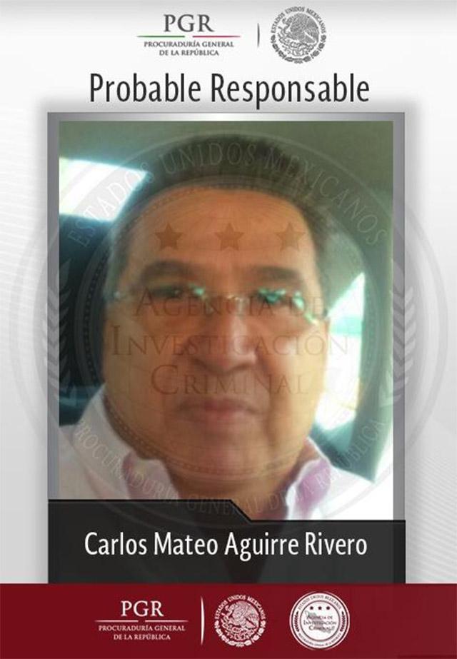 Carlos Mateo Aguirre Rivero