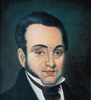 Lorenzo de Zavala (Photo: Wikipedia)