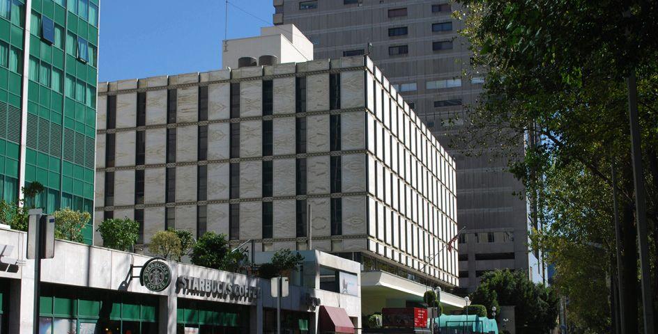 New Us Embassy Mexico City