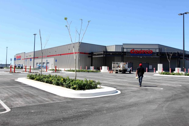 New Costco facility in Merida (Photo: yucatan.com.mx)