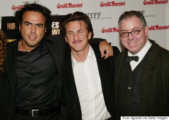 Alejandro Gonzalez Inarritu, Sean Penn, James Schamus