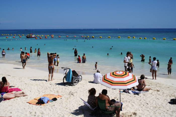 Playa del Carmen (Photo: Sipse)