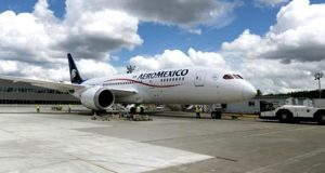 Aeromexico Boeing 787 Dreamliner (Photo: Aeromexico)