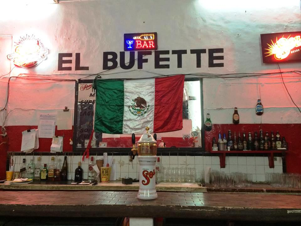 Bar El Bufete (Photo: Stewart Mandy)