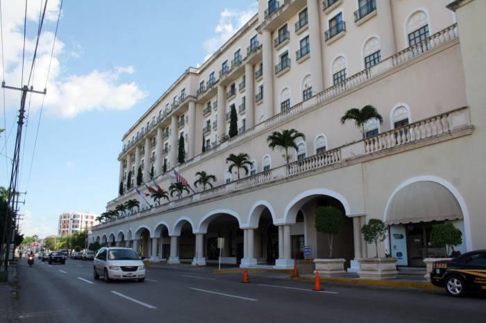 Hotel Fiesta Americana Mérida (Photo: Sipse)
