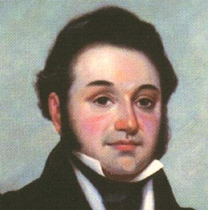 Lorenzo de Zavala (artist unknown, Archives Division, Texas State Library)