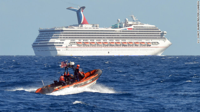 Carnival Triumph (Photo: Reuters /Archive)