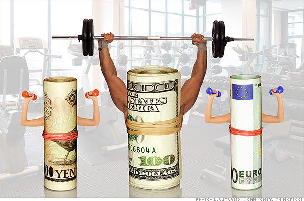dollar-yen-euro-stronger