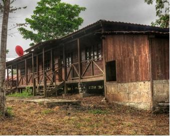 A School in Nicaragua (Photo: Joel R. Dennstedt)