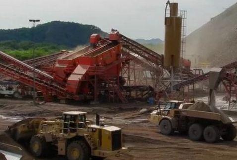 El Gallo Mining Complex, Sinaloa, Mexico (Photo: Milenio)