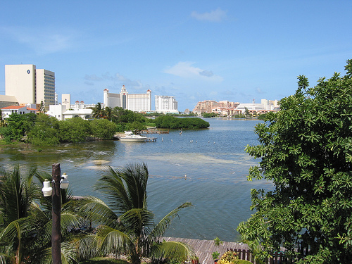 Laguna Bojorquez, Cancun (Photo: Google)