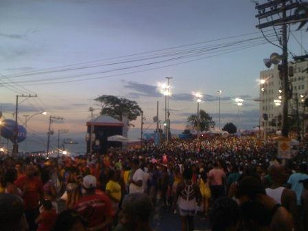 Salvador Carnival 2015 (Credit: Stewart Mandy)