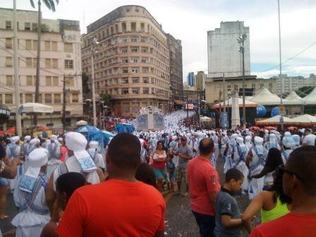 Salvador Carnival - (Credit Stewart Mandy)