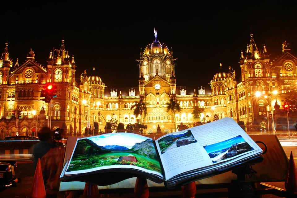 Victoria Terminus Station (Photo: Photography's Traveling Journal)