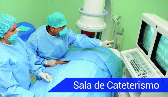 Catheterization (Photo: SIPSE)