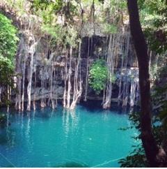 Cenote Yokdzonot (Photo: Jonathan Chim)