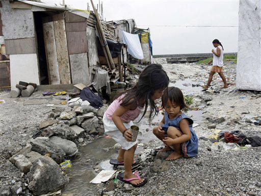 poverty phillipines vs canada essay