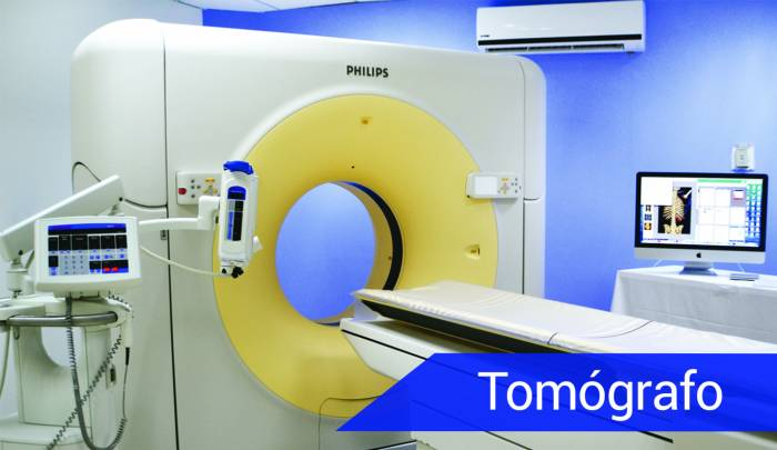 Tomograph (Photo: SIPSE)