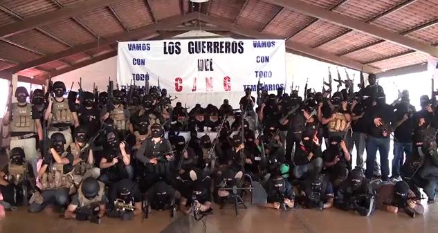 Cartel Jalisco Nueva Generación (Photo: Proceso)